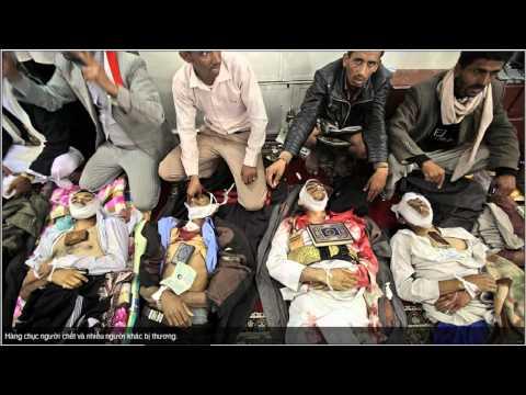 24-03-2011 - BBC Vietnamese - (Picture) Bạo loạn ở Yemen