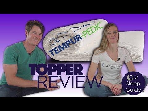 "Tempurpedic: Tempur-Topper Supreme 3"" Memory Foam Mattress Topper 2019"