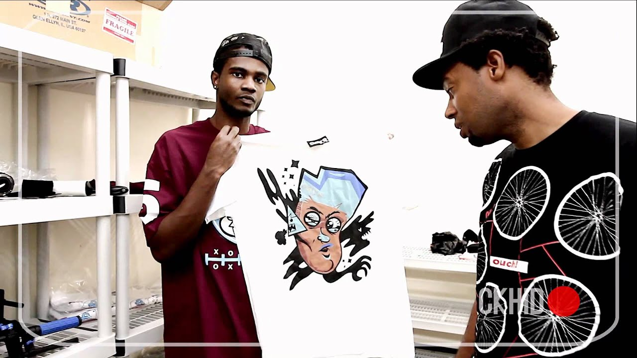 Urban Clothing SWAGLIFE 3 - Chilly O Clothes Brand - YouTube