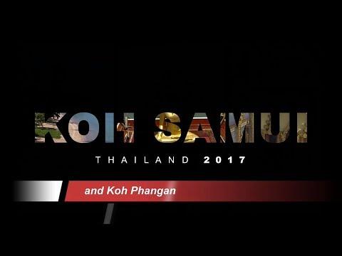 Photo Gallery of Koh Samui / Phangan 2017-1  / overflown with my drone