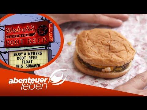 USA Burger Tour: Besuch Bei Bedeutendsten Burgerläden In USA   2/2   Abenteuer Leben   Kabel Eins