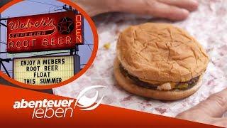 USA Burger Tour: Besuch bei bedeutendsten Burgerläden in USA | 2/2 | Abenteuer Leben | kabel eins