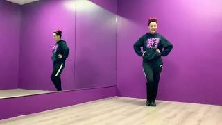 Instructional Video for our Adaptive-Tap Dance