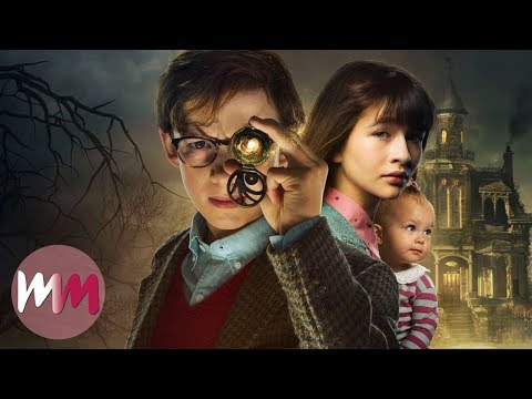 Top 10 Easter Eggs & References in A Series of Unfortunate Events