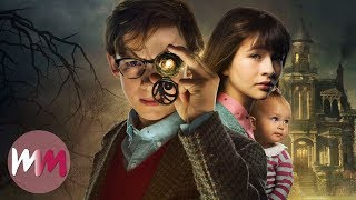 Top 10 References You Missed in A Series of Unfortunate Events (Netflix)