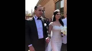 Очень красивая армянская невеста / Шикарная армянская свадьба в Ереване 2018