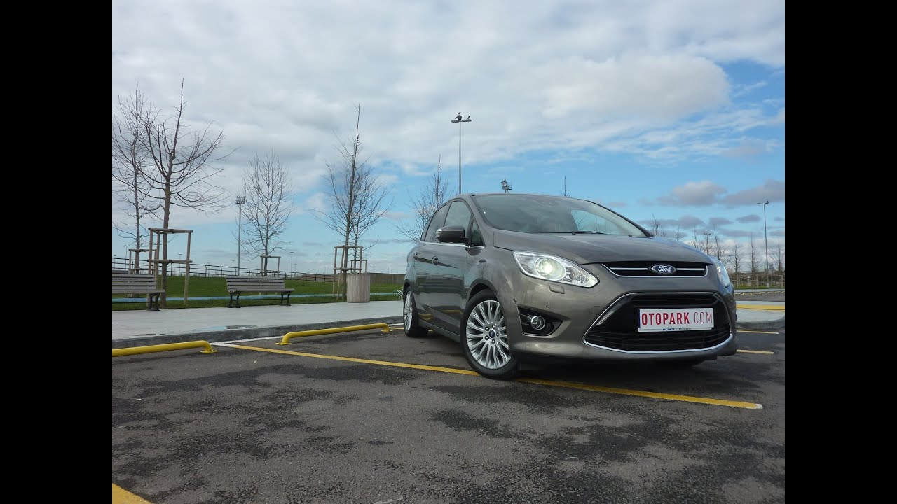 Ford C Max 1 6 Tdci 2014 Test Youtube