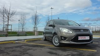 Ford C-Max 1.6 TDCi (2014) | TEST