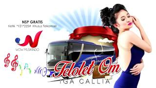 Top Hits -  Telolet Om Mp3 Iga Callia