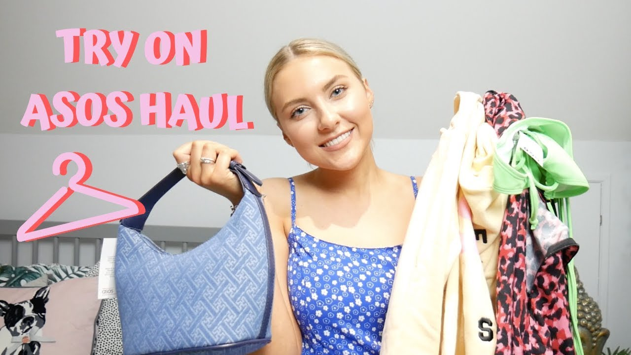 [VIDEO] - ASOS TRY ON HAUL SPRING 2019 | McKenna Grace 2