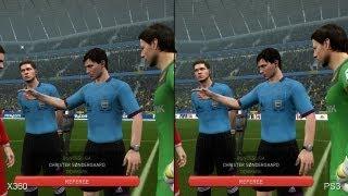 FIFA 14: Xbox 360 vs. PlayStation 3 Comparison