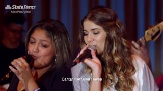 Sofia Reyes – State Farm® Supports Music Education