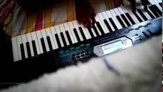 saragaye keyboard cover by Supun dulanga
