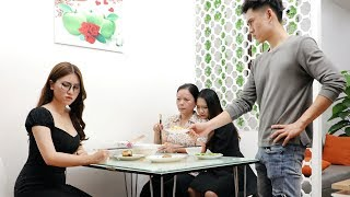 Con Dâu Bất Hiếu Bị Tống Cổ Khỏi Nhà Vì Cho Mẹ Chồng Ăn Cơm Thiu | Mẹ Chồng Nàng Dâu Tập 12