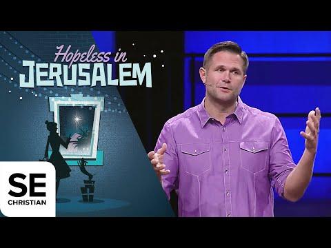 'Twas the Night Before Christmas: Hopeless in Jerusalem