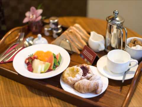 Leopold Hotel Continental Breakfast