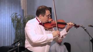 """Сергей Бутырин - """"Ригодон"""", Ж. Рамо"""