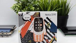 Nokia 3310 2017 unboxing