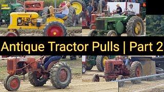 Antique Tractor Pulls | Part 2