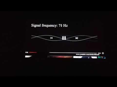 Sony Xperia XZ2 Broken Speaker