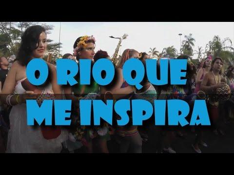 #ORIOQUEMEINSPIRA - Orquestra Voadora E Escravos Da Mauá