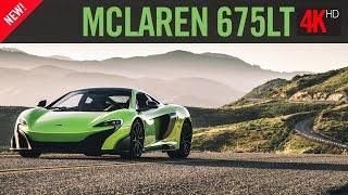 2016 McLaren - McLaren 675LT Review Road Test 4K