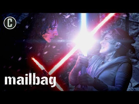 Star Wars: Should Luke Have More Power than Rey and Kylo? - Collider Mailbag