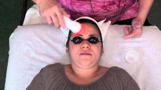 Ultra Sonic and LED Light Therapy (Skin Care Fundamentals)