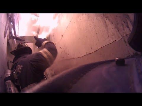 Firefighter Down Helmet Cam