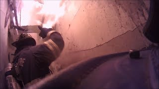 Firefighter Down Helmet Cam