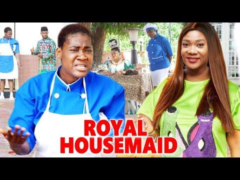 ''New Movie Alert'' Royal Housemaid Complete Season 9&10 - Mercy Johnson 2021 Latest Nigerian Movie