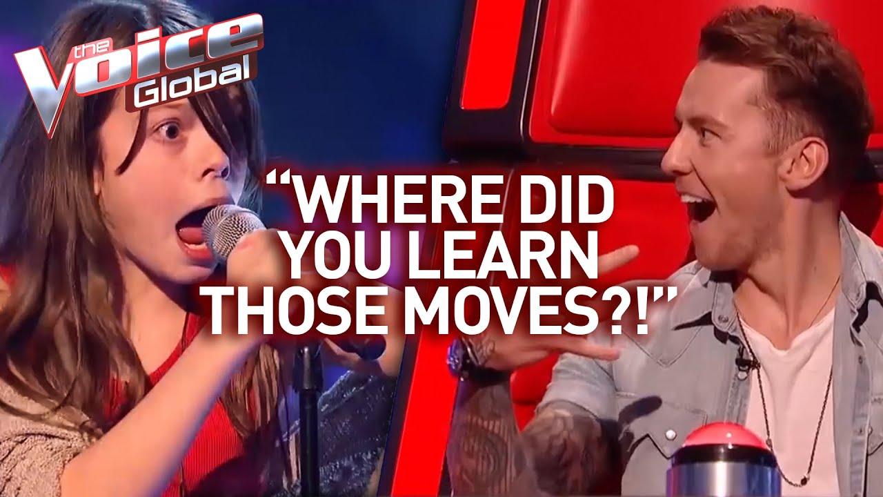 Download New TINA TURNER discovered in The Voice Kids?! | Journey #27
