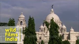 Victoria Memorial Hall Of Kolkata, West Bengal