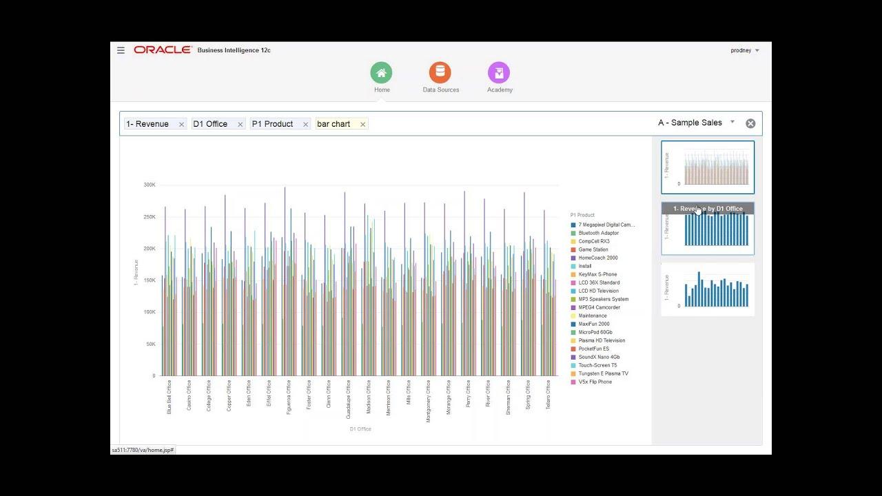 Presentations 2015 — Vlamis Software Solutions
