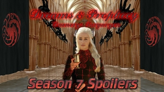 Game of Thrones Season 7 Spoilers Daenerys   UNLOCKED! The House of the Undying
