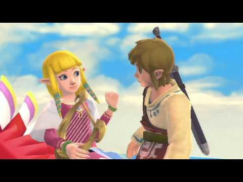 The Legend of Zelda: Skyward Sword (Wii) Romance Trailer
