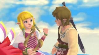 The Legend of Zelda: Skyward Sword (Wii) Romance Trailer