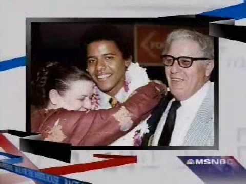 Obama on His Grandmother