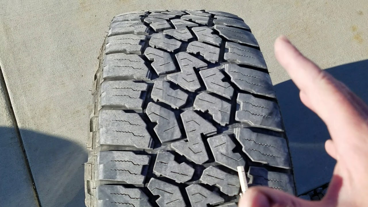 Falken Tires Review >> Falken Wildpeak A T3w 25 000 Mile Review