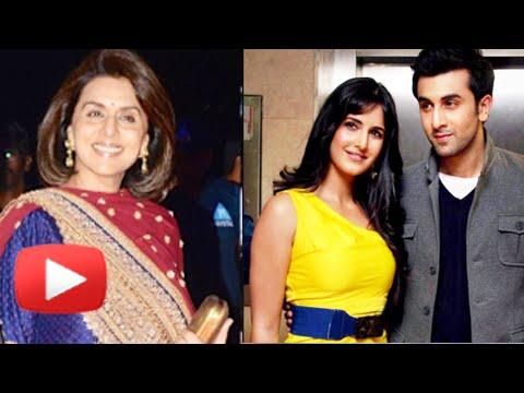 CONFIRMED - Katrina Kaif Neetu Kapoor Relationship Going Strong