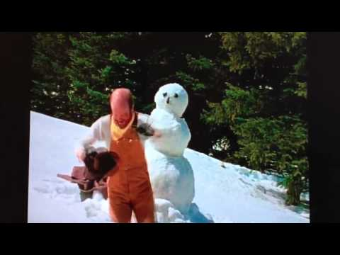 Cannibal! The musical (snowman)