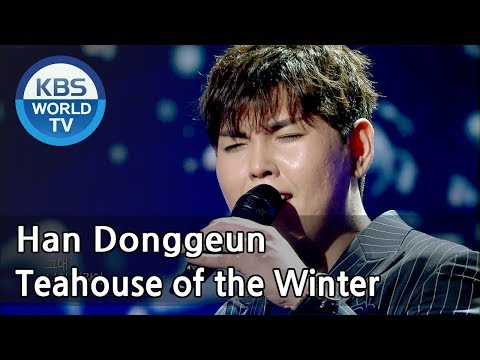 Han Donggeun - Teahouse of the Winter | 한동근 - 그 겨울의 찻집 [Immortal Songs 2 ENG/2018.05.19]
