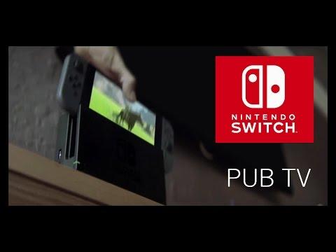 Nintendo Switch : PUB TV EUR [AD TV EUR}