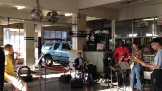 Auswanderer Matthias Schlegel singt in Südafrika