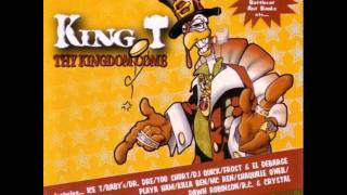 King T - Money (feat. Dr Dre) (w/ Lyrics)