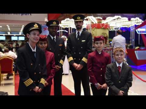 Grand opening of KidzMondo Doha - Qatar Airways