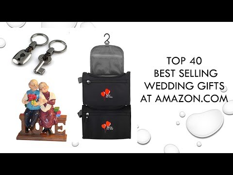 Top 40 Wedding Gifts For Couples: Best Selling Wedding Gift Ideas in USA