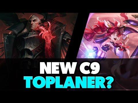 C9 Sneaky   NEW C9 TOPLANER?