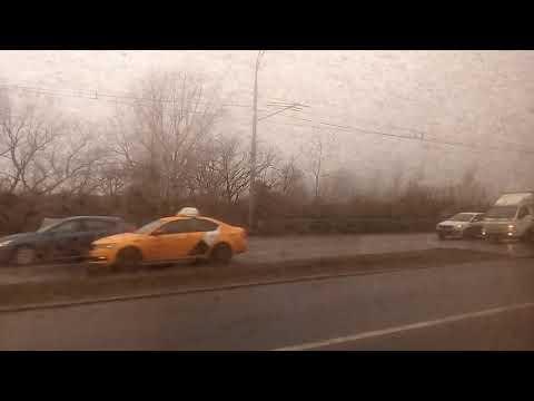 Последний день троллейбуса в Бирюлёво и Царицыно, маршрут 11К, Москва 2278 весна день