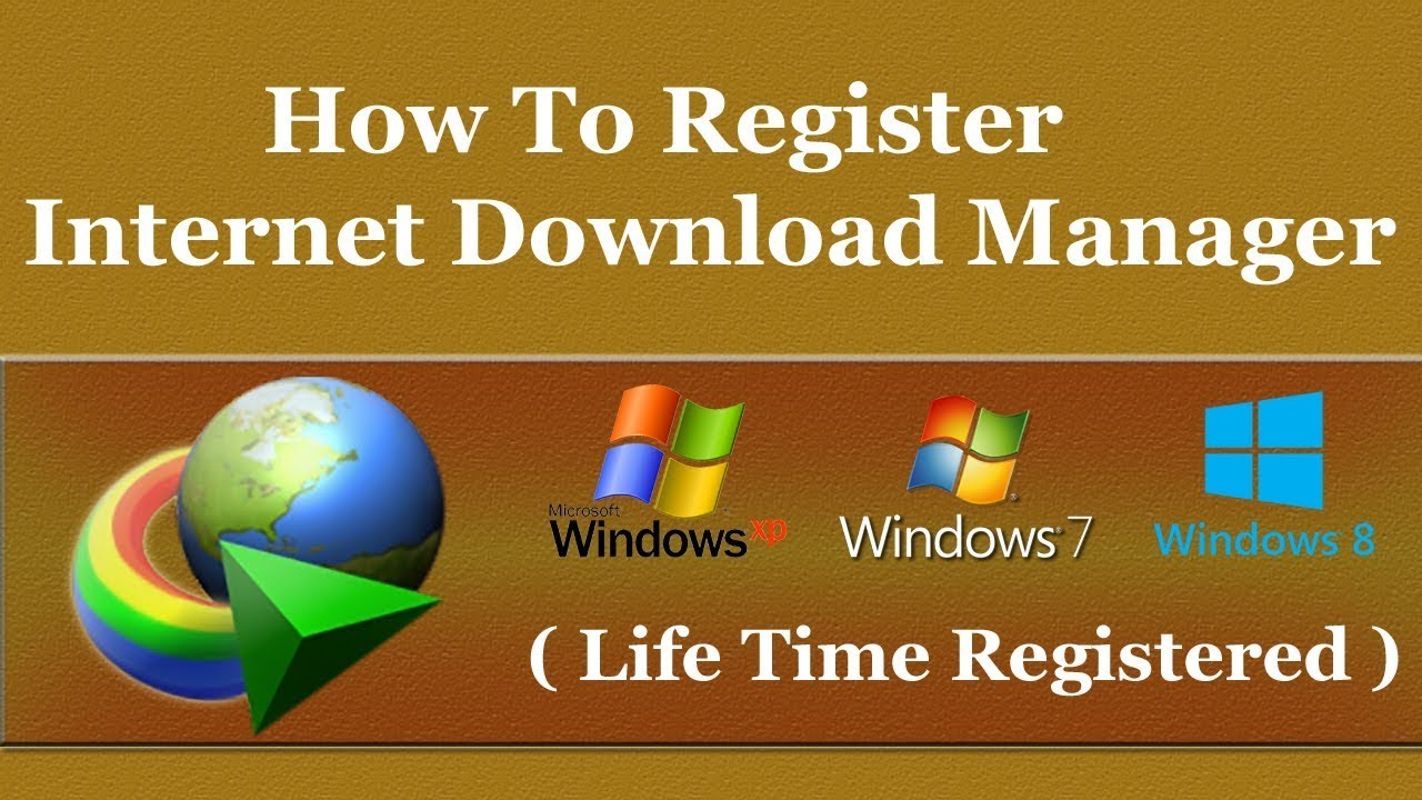 Use idm after 30 day trial: idm trial reset on windows 7/8/10 2017.